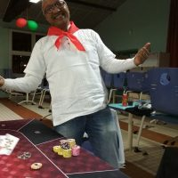 Arsene, vainqueur deuzenun #4, poker, tournoi