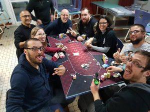 TF Deuzenun #6, tournoi poker, tournoi NH, NH Poker Team