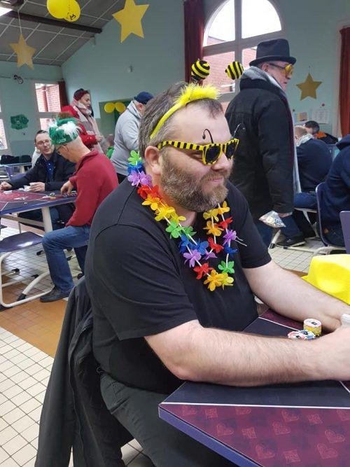 Deuzenun #6, Tournoi NH, Poker