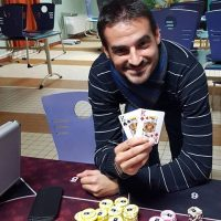 Guilhem, Deuzenun#7, tournoi NH, tournoi poker