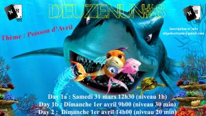 Deuzenun #8, tournoi poker, tournoi NH, NH Poker Team