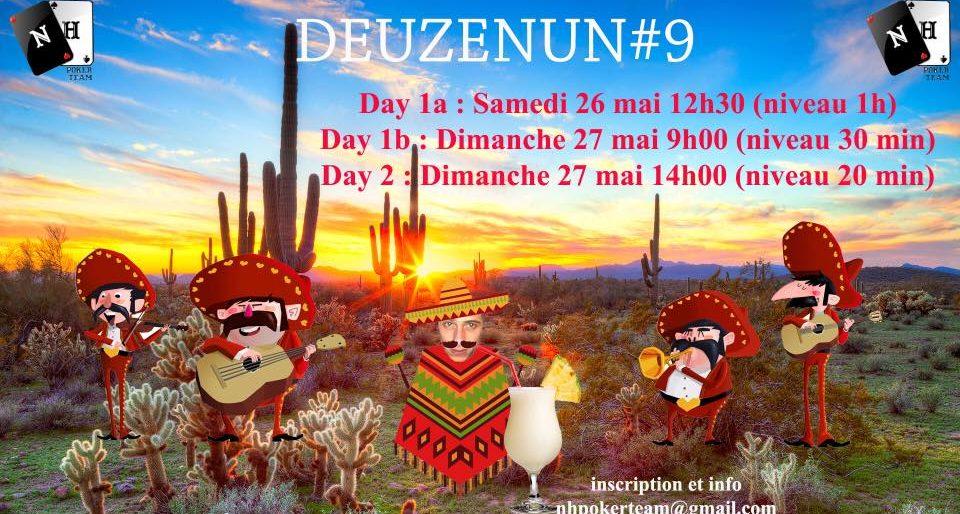 Permalien vers:DeuZenUn #9: Cactus, Sombreros et Guacamole les 26 et 27 Mai 2018