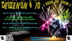 Deuzenun, Deuzenun#10, tournoi poker, NH Poker Team, poker saint-quentin-en-yvelines, poker