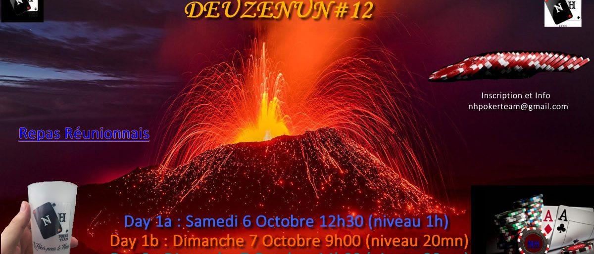 Permalien vers:DeuZenUn #12: Destination l'Ile de la Réunion – WE du 6 et 7 Octobre 2018
